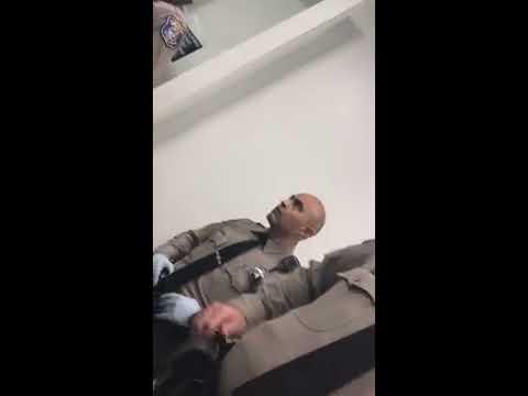 Free Speech: Press Phone Taken-  Hand Broken in Public Court File Room - Santa Clara County Sheriff