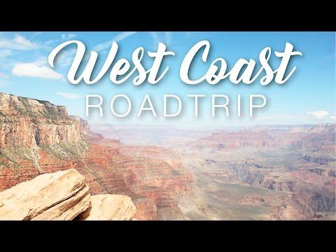 WEST COAST ROADTRIP | Pt. 2 | Lake Havasu - Grand Canyon - Las Vegas