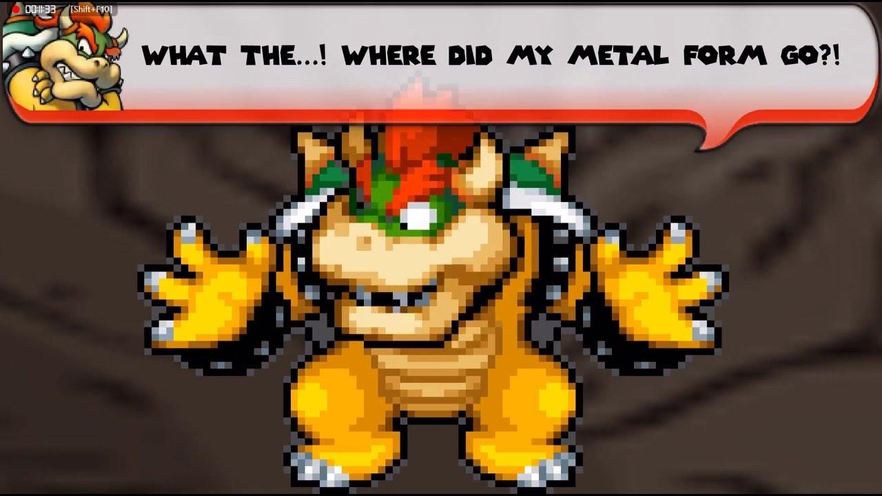 Super Mario Bros Z Reboot Ep 1 Mario Vs Bowser King Koopa