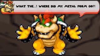 Super Mario bros. Z - Reboot ep 1 Mario vs Bowser/King Koopa