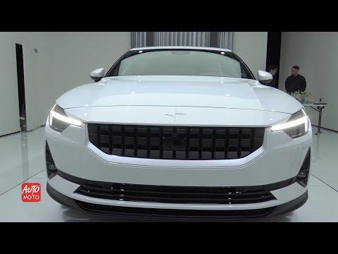 2020 Volvo Polestar 2 - Exterior And Interior Walkaround - 2019 Geneva Motor Show