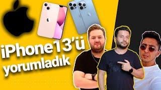 iPhone 13, Apple Watch Series 7 ve iPad tanıtıldı! - İşte fiyatı ve özellikleri!