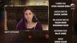 Fitrat - Episode 90 Teaser - 26th January 2021 - HAR PAL GEO