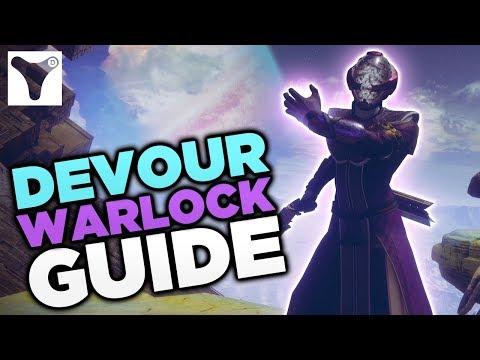 Destiny 2: BEST Warlock - Devour Class Setup Guide
