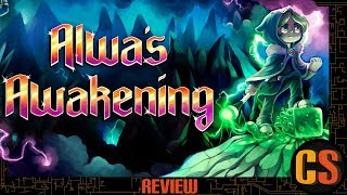 ALWA'S AWAKENING - PS4 REVIEW (Video Game Video Review)