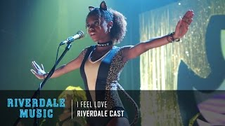 Riverdale Cast - I Feel Love | Riverdale 1x06 Music [HD]
