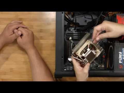 Skylake / Z170 Build #1 - Intel Core i5-6600K / Asus Maximus VIII Gene / Asus GTX 970