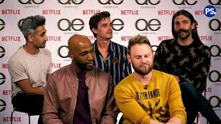 The Queer Eye Guys Give Us Their Best Dating Advice