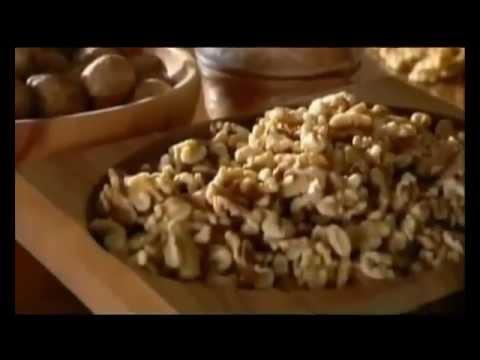 Грецкие орехи помогают сидеть на диете - новости на