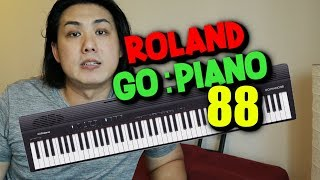 Is Roland Go:piano 88 Better Than The Original 61