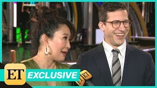 Golden Globes 2019: Andy Samberg Successfully Predict's Co-Host Sandra Oh's Big Win (Exclusive)
