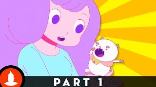 Bee and PuppyCat Part 1 (Cartoon Hangover Shorts #4)