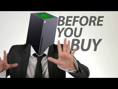 Xbox Series X - Before You Buy [4K]