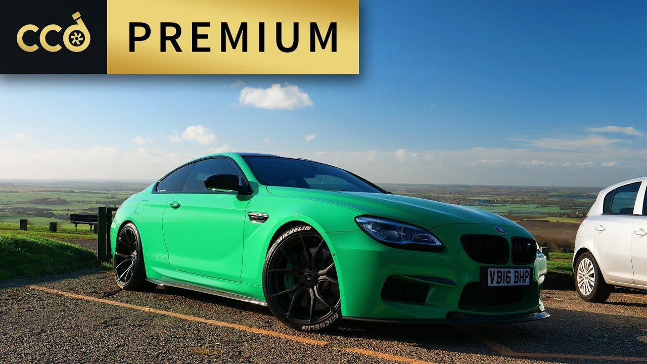 bmw m6  tuned  the journey from bmw to hulk