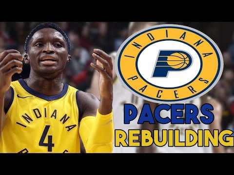 REBUILDING THE INDIANA PACERS IN NBA 2K19