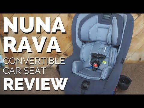 Nuna Rava Convertible Car Seat Review // After 1+ Year of Use