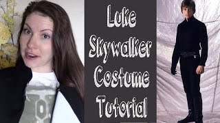 Luke Skywalker ROTJ Costume Tutorial