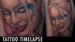 Tattoo Timelapse - Poch
