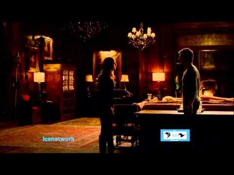 Elena \u0026 Damon Kissing \u0026 Sex Cliffhanger 5x16 on The Vampire Diaries   3 20 14