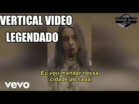 Billie Eilish - You Should See Me In A Crown (Vertical Video) (LEGENDADO) (TRADUÇÃO) (PT-BR)