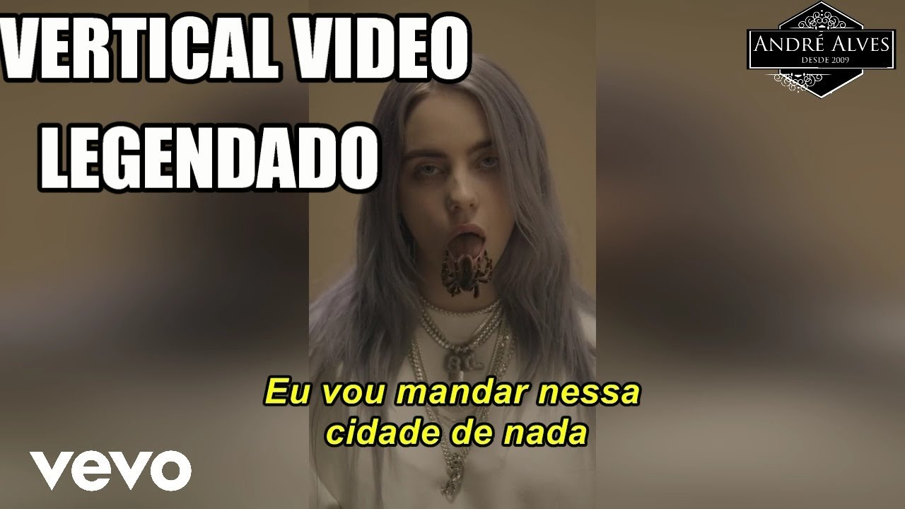 Billie Eilish Portugal: You Should See Me In A Crown (Vertical