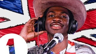 Lil Nas X - Old Town Road BRITISH REMIX