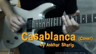 Casablanca - Jessica Jay (Cover) by Askhar Sharip