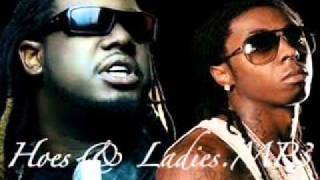Hoes & Ladies - Lil Wayne f. T-Pain, Smoke (DL LINKS) (LYRICS)