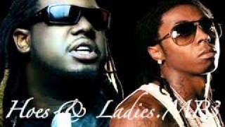 Hoes & Ladies - Lil Wayne f. T-Pain, Smoke (DL LINKS) (LYRICS)