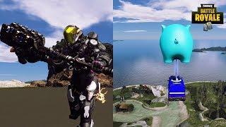 Halo 5 Guardians | FORTNITE BATTLE ROYALE & TRENCH WAR: ¿Batalla campal en Halo?