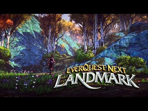 EverQuest Next Landmark: Beta! – Revolucionário!!
