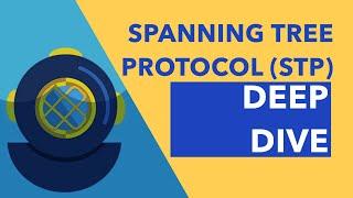 Spanning Tree Protocol (STP) Deep Dive