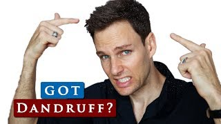 What causes DANDRUFF & how to GET RID OF IT