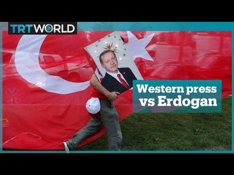 Western media's 'biased' Turkey election coverage