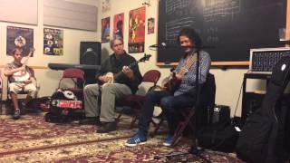 Aziz Sahmaoui and Michael Miles