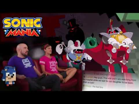 Sonic Mania AWESOME!