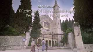 Pilgrimage of his holiness Pope Francis to the Holy Land