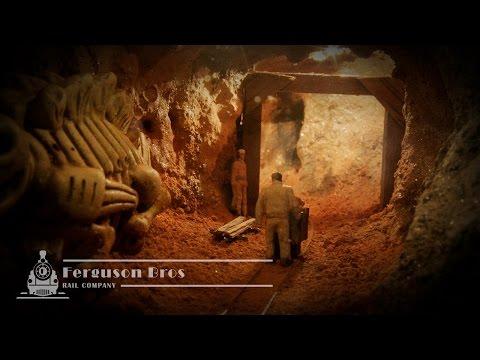 06 - Modelling an underground mine scene