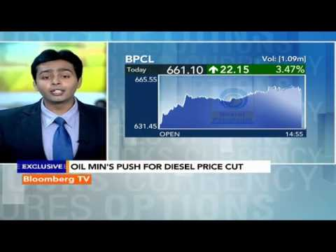 Countdown: Diesel To Get Cheaper?