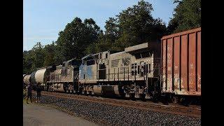 Chasing NS 4000 as the Mid Train DPU on NS 10K