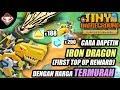 Tiny Battleground - (2) Unlock IRON DRAGON (FIRST TOP UP REWARD) Dgn Harga MURAH