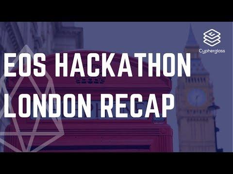 EOS Hackathon London Recap