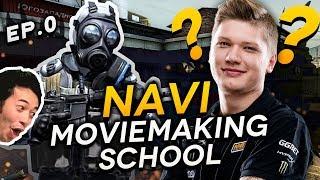 NAVI Moviemaking school ep.0 (ft. s1mple?)