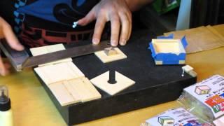 Karakuri Work Kit - Newton Box Uncut
