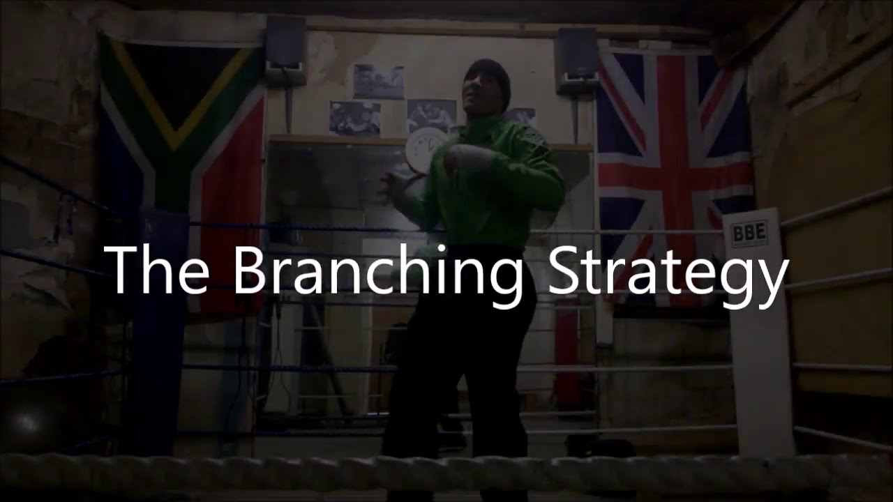 The psychology of self defense - The Branching Strategy