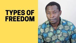 Types of freedom