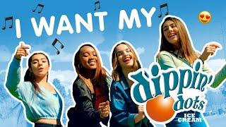 """I Want My Dippin' Dots"" feat. Mariangeli Collado, Jenna Raine, Kenzie Mack & Tati McQuay"