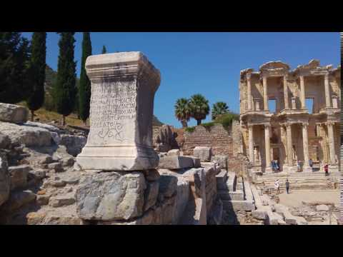 Ephesus Ancient Ruins: Library of Celsus  View