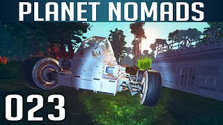 PLANET NOMADS [023] [Ein neues Auto muss her] [S02] Let's Play Gameplay Deutsch German thumbnail