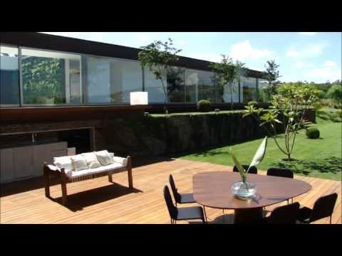 Luxury Countryside Contemporary House near Sao Paulo